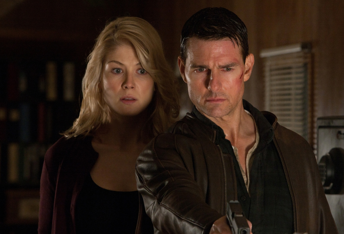 Jack Reacher - Critique