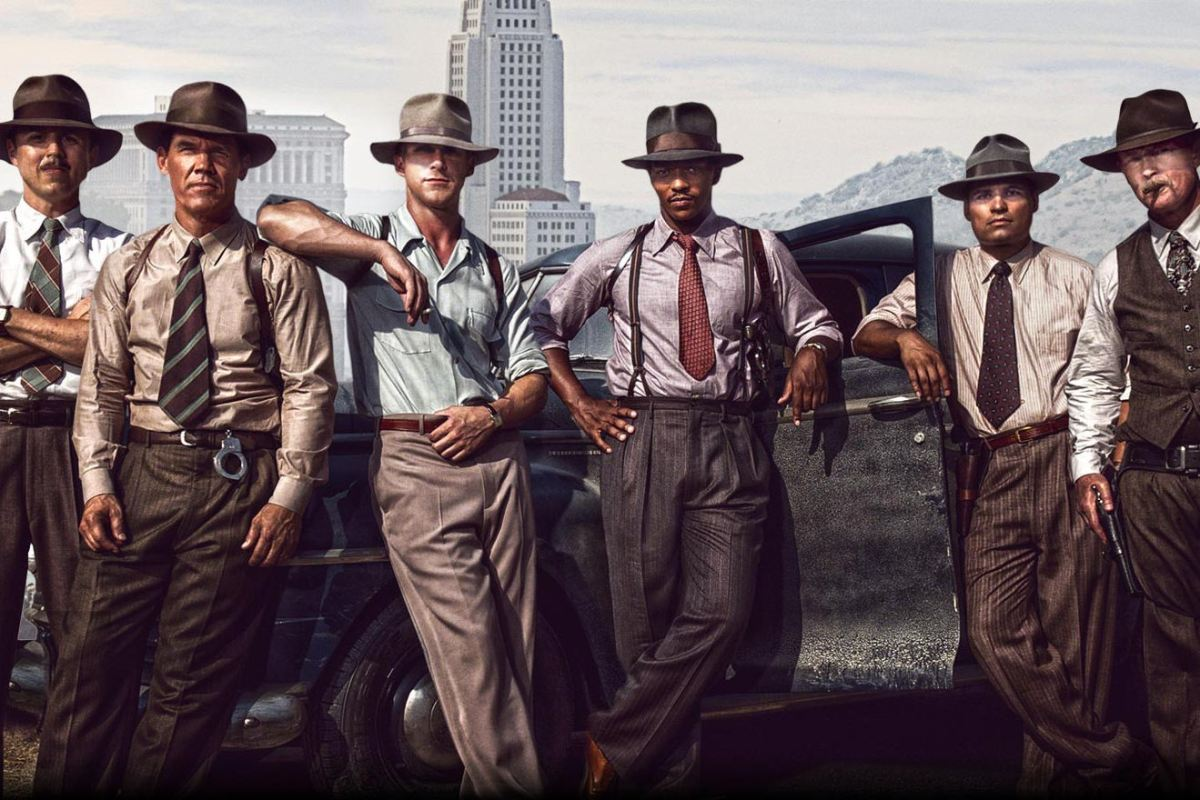 Gangster Squad - Critique