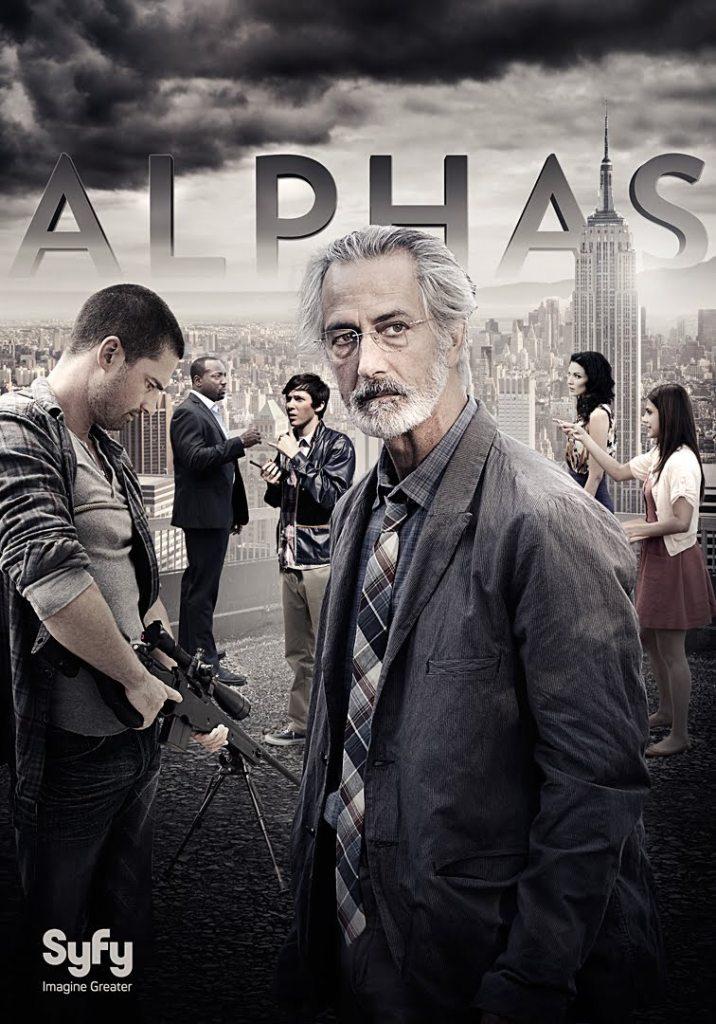 Alphas-poster
