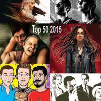 Mon Top 50 Séries 2015