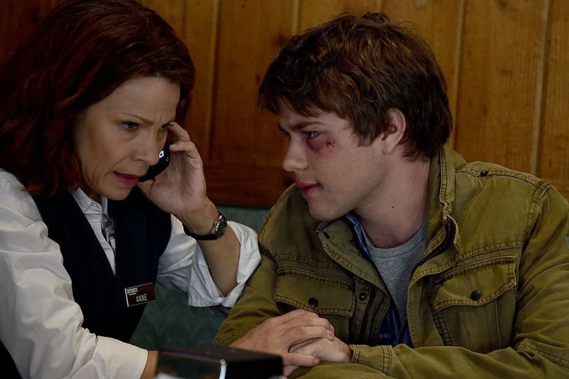 LILI TAYLOR, CONNOR JESSUP