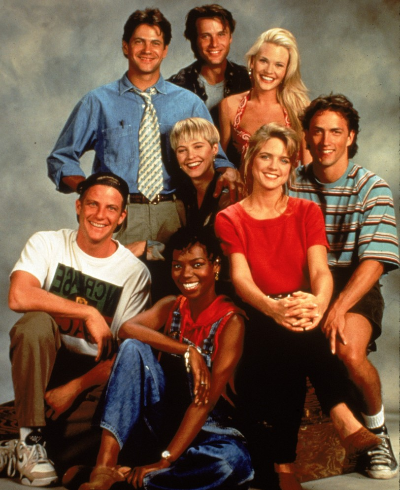 'Melrose Place' Early Cast Portrait