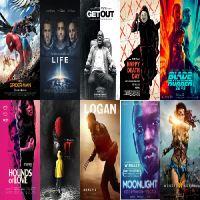 Mon Top 2017 Cinéma